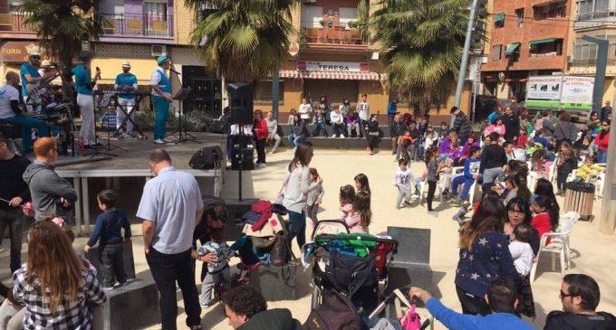 Catarroja apropa el teatre al públic infantil amb 'Diumenges al parc'