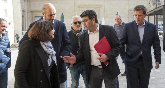 La Diputació invertirà enguany 10 milions d'euros en els municipis de La Costera i La Canal