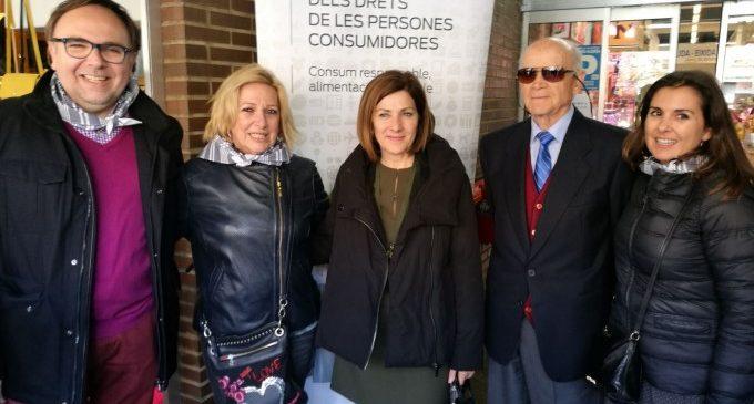 València se suma a la celebració del Dia Mundial dels Drets dels Consumidors