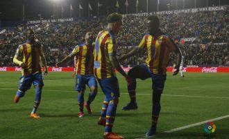 El Llevant guanya al Eibar (2-1)