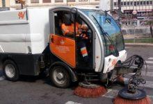 València incrementa durant la setmana fallera un 98% els servicis de neteja i un 61% els de recollida de residus