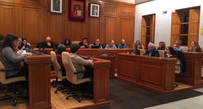 El Ple de Burjassot aprova una moció per a l'adhesió a la Xarxa Pública de Serveis Lingüístics Valencians