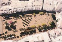 La peatonalización de la plaza de la Reina de València arranca la próxima semana