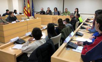 La infància i joventut de Paiporta participa en el primer Ple d'Escoles