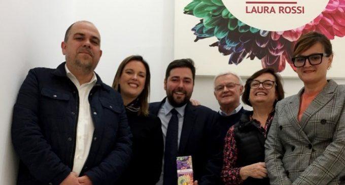 Rafelbunyol inicia en flor de mayo su ruta por las empresas