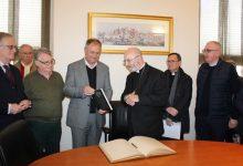 Una delegació del municipi francés de Vannes visita Llíria
