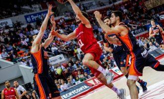 El cansament no frena a València Basket a Saragossa (74-97)