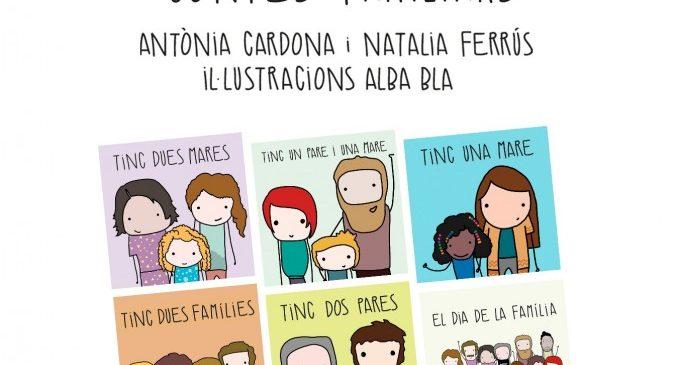 La Fira del Llibre tindrà un espai per a la diversitat familiar amb el projecte «Contes Familiars»