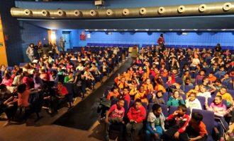 Torna el programa Anem al Teatre per als escolars de Xirivella
