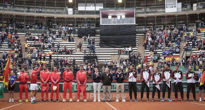 Arranca la Copa Davis a València