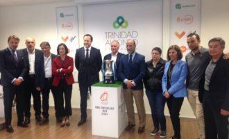 Presentada la Final de la Copa del Rei de Rugbi que es disputa en el Ciutat de València