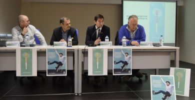 """Burjassot se reivindica como referente histórico en Servicios Sociales en la presentación de la campaña """"Los Servicios Sociales son la cuarta pata"""""""