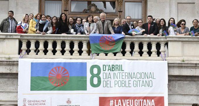 València s'uneix a la visibilització del poble gitano amb l'exposició 'Milennium'