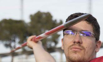 Héctor Cabrera apunta al podio para el campeonato de España Universitario de Atletismo