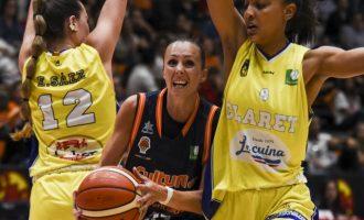 València Basket es guanya el dret a dependre de si mateix (76-46)