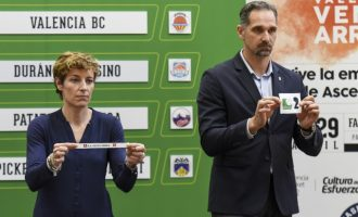 Valencia Basket obrirà la Fase Final LF2 el dijous 26 a les 20:30h davant Durán M. Ensino