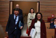 PSPV i Compromís revalidarien el Consell sense Podem