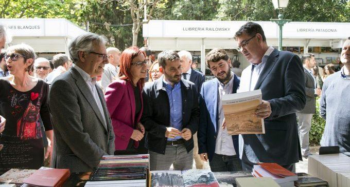 Es posposa la 55 edició de la Fira del Llibre de València