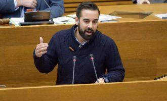 """El PSPV assegura que el Govern """"compleix el compromís de resoldre l'infrafinançament amb l'anunci del nou sistema"""""""