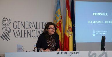 """Oltra sobre Ciutadans: """"Han d'explicar perquè els valencians som espanyols de segona classe"""""""
