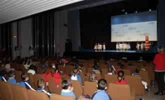 La Mostra de Teatre escolar de Torrent comença amb quinze grups escolars