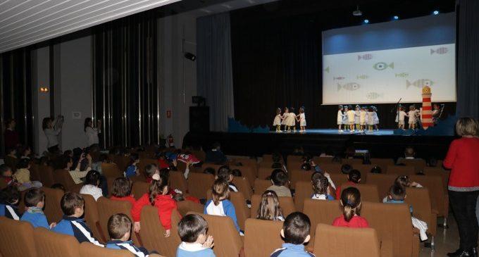La Muestra de Teatro escolar de Torrent comienza con quince grupos escolares