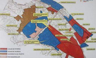 El PP de Paterna propone la unificación del precio del agua en Paterna