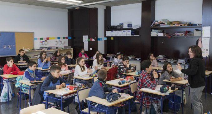 Empreniment a les escoles del municipi