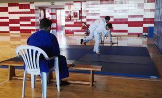 Exàmens de Judo i Taekwondo a Alfafar