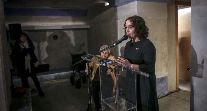 El Refugi de Serrans recupera el record d'aquells que van fugir dels bombardejos
