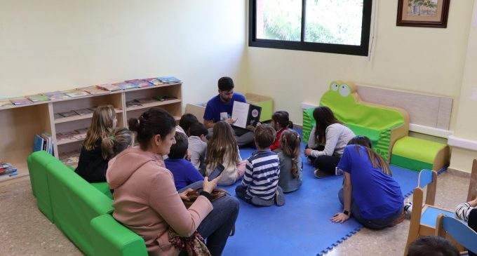 Rocafort celebra la lectura en el mes del llibre