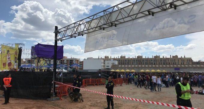 Las Paellas Universitarias acaban con el acuerdo de Gobierno de Moncada