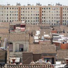 'En los Bloques Portuarios viven familias humildes que participan activamente en el barrio'