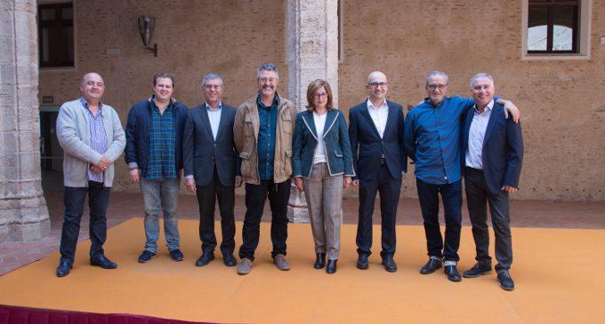 Alaquàs presenta el Centenari de la declaració del Castell com a Monument Històric Artístic Nacional
