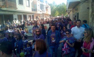 La Ribera crida fort 'Nosaltres, pel valencià' en la XXXIIIa Trobada que expressa l'estima col·lectiva pel valencià