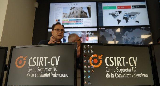 El CSIRT-CV va gestionar prop de 800 incidents relacionats amb el robatori de contrasenyes en 2017