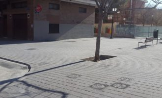Se peatonaliza el acceso al colegio Max Aub
