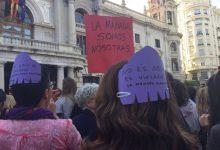 València ix al carrer indignada per la sentència de la 'Manada'