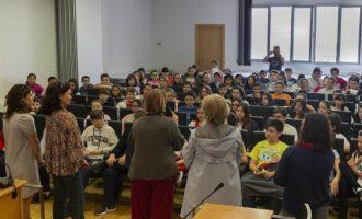 Cooperatives sostenibles i empreniment a les escoles del municipi