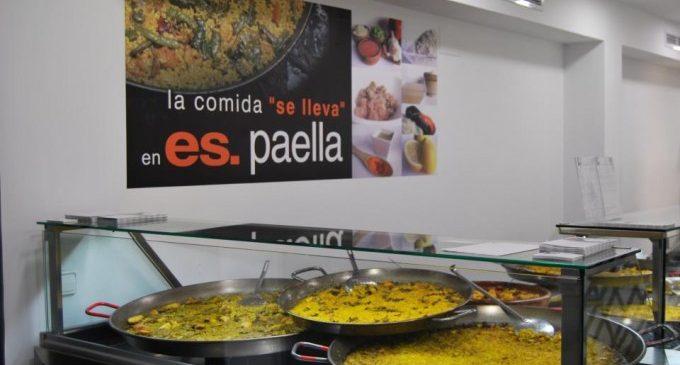 Se consolida el primer fast-food de la paella