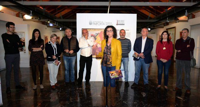 Cartelleria i pintura dels temps de la II República al Museu de la Rajoleria