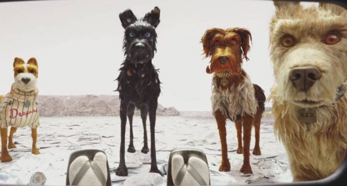 'Isla de perros' de Wes Anderson: Los proscritos