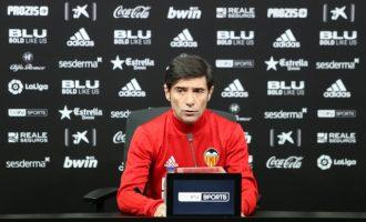 """Marcelino: """"La nostra responsabilitat és jugar cada partit com si fora una final"""""""