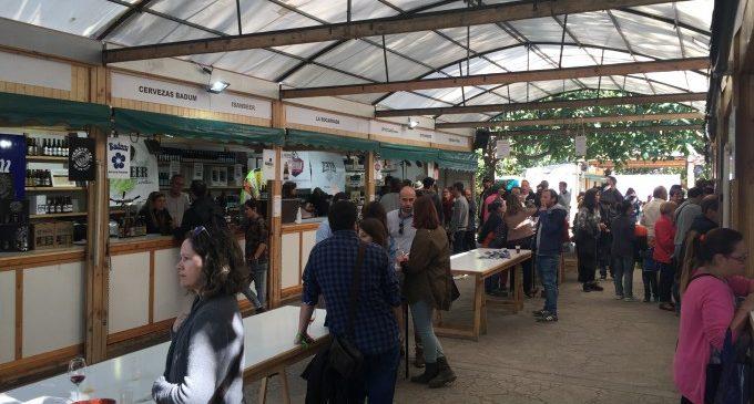Productes de la terra en la Mostra de Vins i Aliments de València