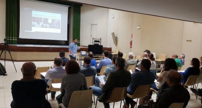 Front comú a Paterna contra l'opacitat de les empreses d'aigües