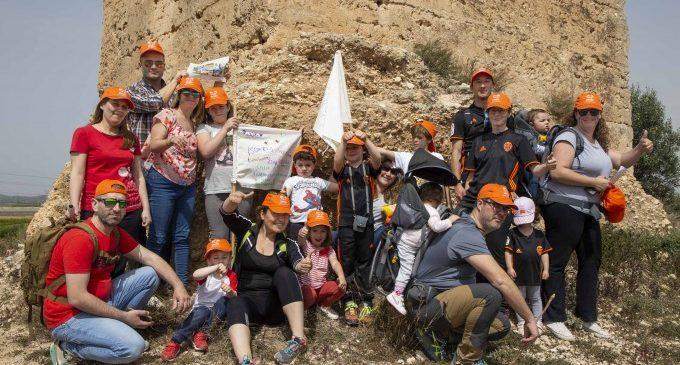 """Les famílies de Picassent participen en una nova activitat del programa municipal """"Oci en família"""""""