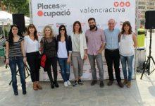 La primera edición de 'Places per l'Ocupació' se ha celebrado en Patraix