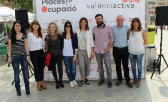 La primera edició de 'Places per l'Ocupació' s'ha celebrat a Patraix
