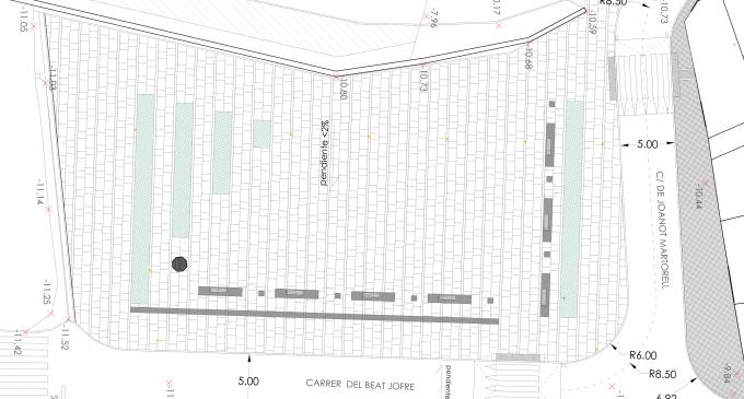 El Puig inicia les obres de pavimentació de l'antic solar de La Conserveta