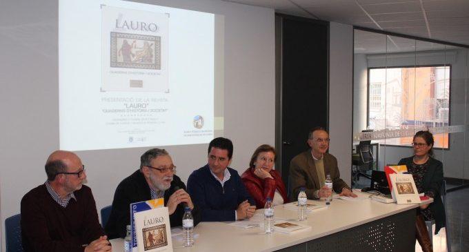 Llíria presenta la revista 'Lauro: Quaderns d'Història i Societat'